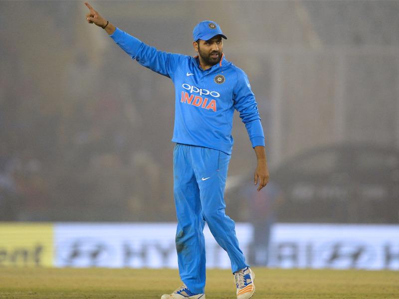 INDvsWI- बतौर कप्तान रोहित शर्मा ने चेन्नई की जीत के साथ छोड़ा कई दिग्गजों को पीछे, बनाए ये बड़े रिकॉर्ड 1