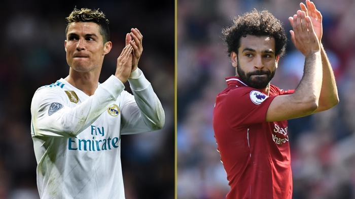 Ronaldo, Medric, Salah in FIFA's Best Player Race