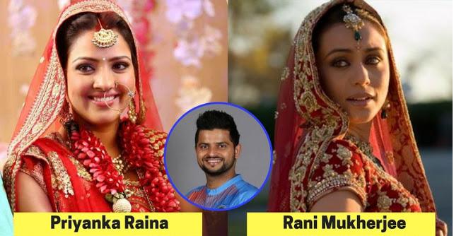 भारत के इन 8 स्टार खिलाड़ियों की पत्नियां हैं बॉलीवुड की मसहुर एक्ट्रेस की हमशक्ल, देखें तस्वीरें 9