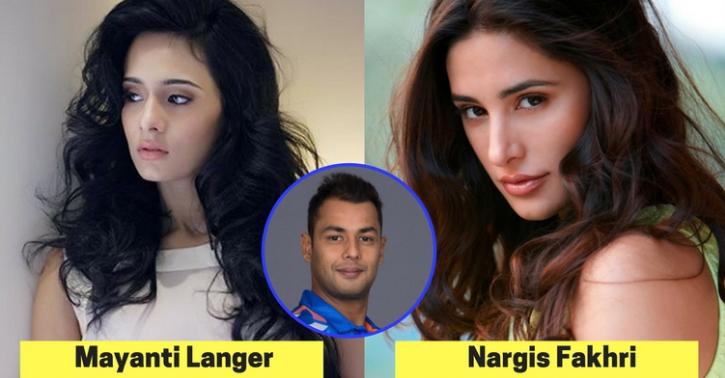 भारत के इन 8 स्टार खिलाड़ियों की पत्नियां हैं बॉलीवुड की मसहुर एक्ट्रेस की हमशक्ल, देखें तस्वीरें 6