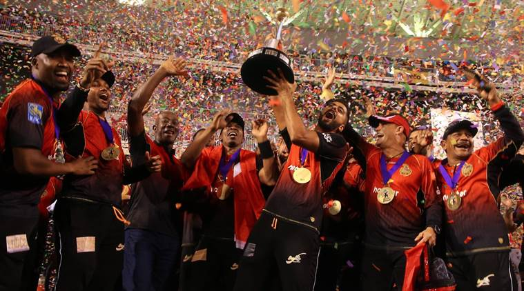 Trinbago Night Riders won third CPL title