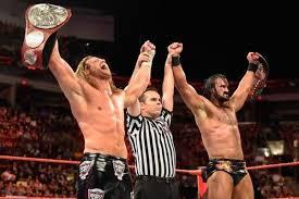 क्या डोल्फ ज़िग्लर और ड्रियू मैकइनटायर से छिनने जा रही WWE रॉ टैग-टीम चैंपियनशिप 3