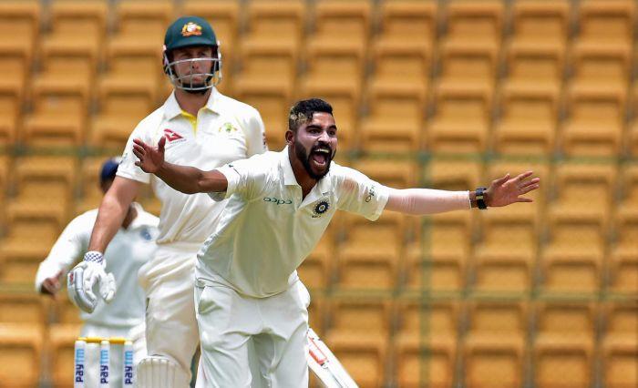 IND A vs AUS A, पहला अनऑफिशियल टेस्ट: मोहम्मद सिराज की शानदार गेंदबाजी और बढ़त के बाद भी हारी भारतीय टीम, देखे स्कोरबोर्ड 8