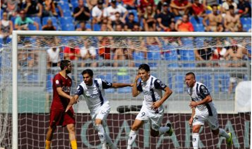 Italy league: Roma played with Chevo to draw exciting draws