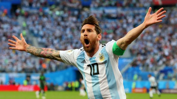 Messi returns to Argentina team: AAA president