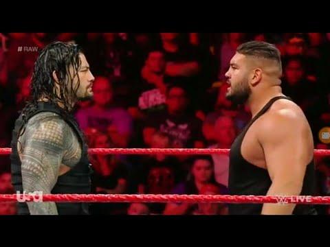 WWE रॉ रिजल्ट्स: 24 सितम्बर, 2018 1