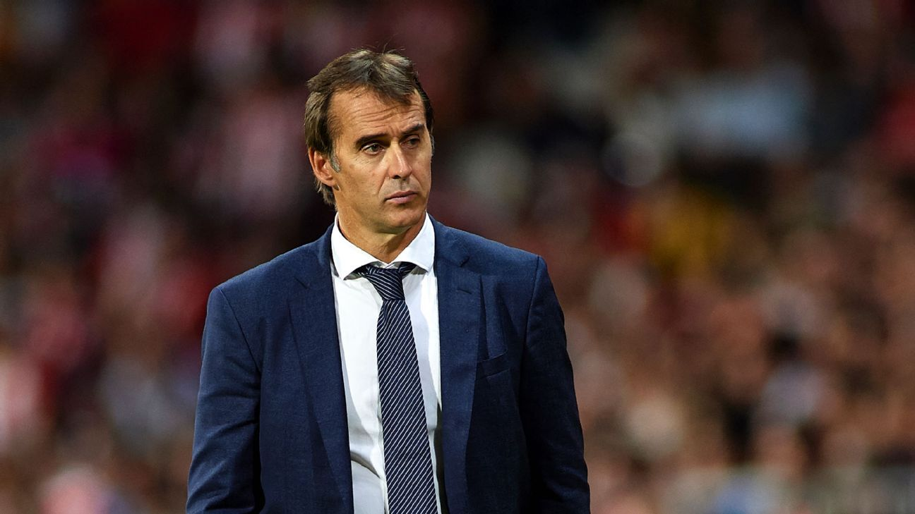 Real coach of Lopezgui warned Messi