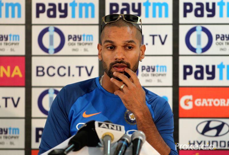 शिखर धवन ने कहा रोहित शर्मा नहीं बल्कि इस खिलाड़ी के साथ बल्लेबाजी करने में आता है सबसे ज्यादा मजा