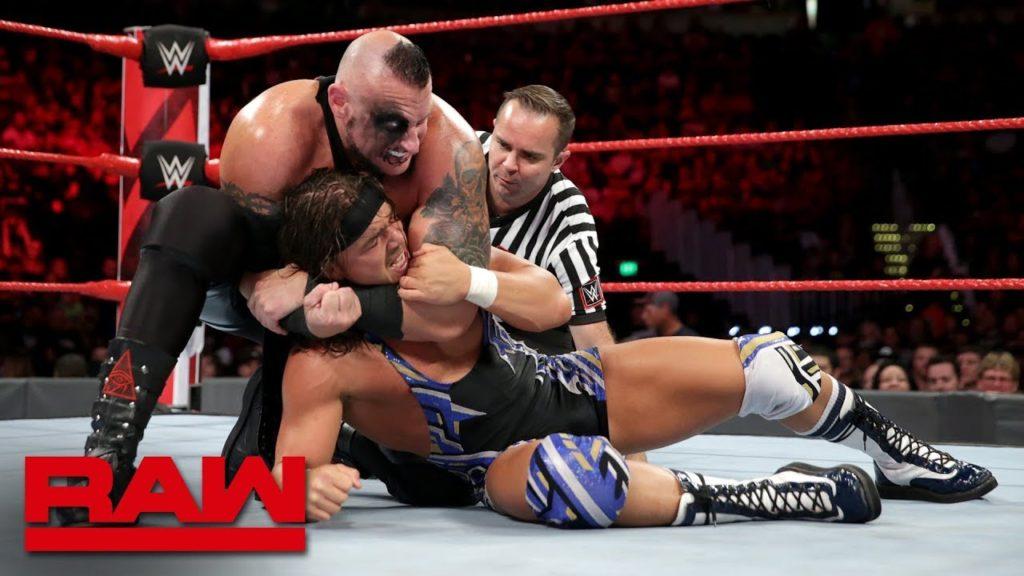 WWE रॉ रिजल्ट्स: 24 सितम्बर, 2018 4