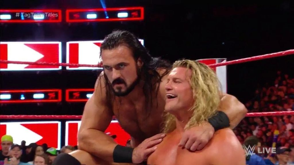 WWE रॉ रिजल्ट्स: 24 सितम्बर, 2018 5