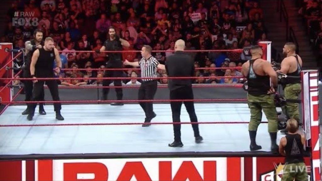 WWE रॉ रिजल्ट्स: 24 सितम्बर, 2018 9
