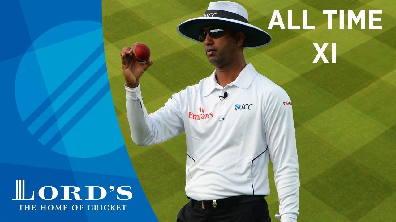 अंपायर कुमार धर्मसेना ने चुनी ऑल टाइम बेस्ट इलेवन, दिग्गज भारतीय खिलाड़ी शामिल, जाने कौन हैं कप्तान 1