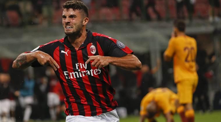 Italy League: AC Milan defeated Roma