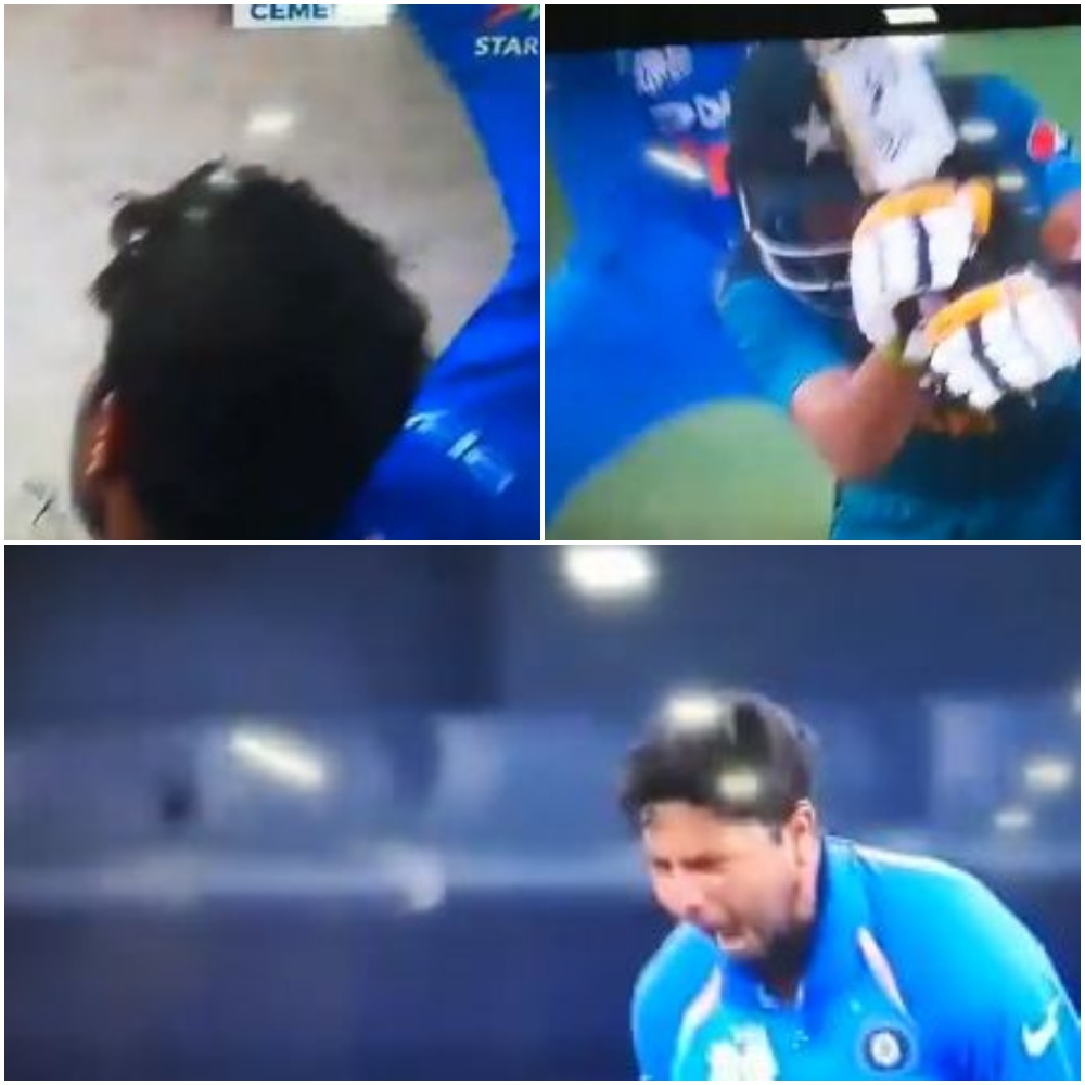 वीडियो: कुलदीप यादव ने डाली एशिया कप 2018 की सर्वश्रेष्ठ गेंद, टर्न देख बाबर आजम गंवा बैठे विकेट
