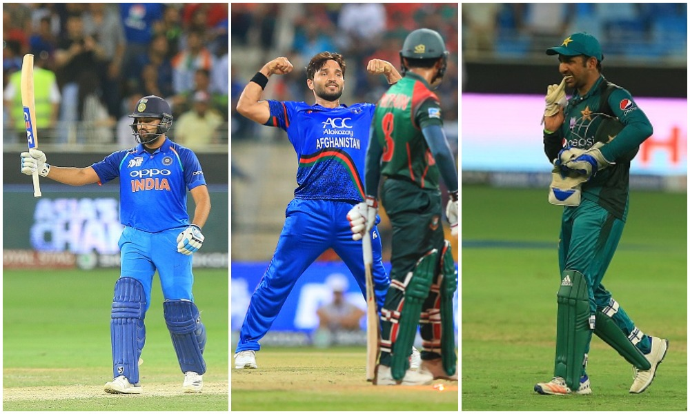 एशिया कप 2018: पॉइंट्स टेबल: एशिया कप के सुपर-4 में पहुंचते ही अफगानिस्तान ने भारत को दिया इस मामले में मात 31