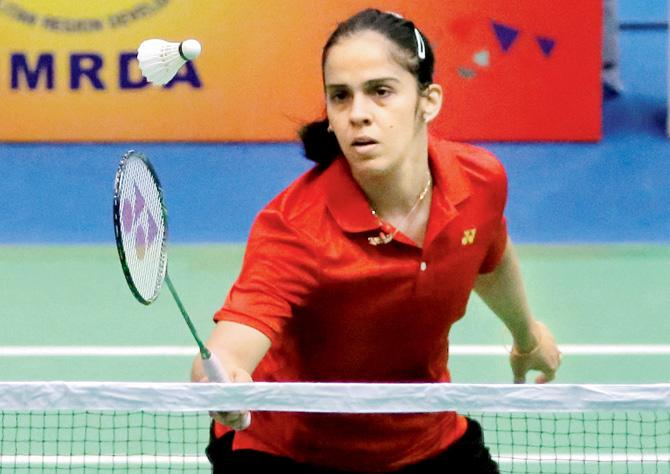 Badminton: Saina in next round of Korea Open