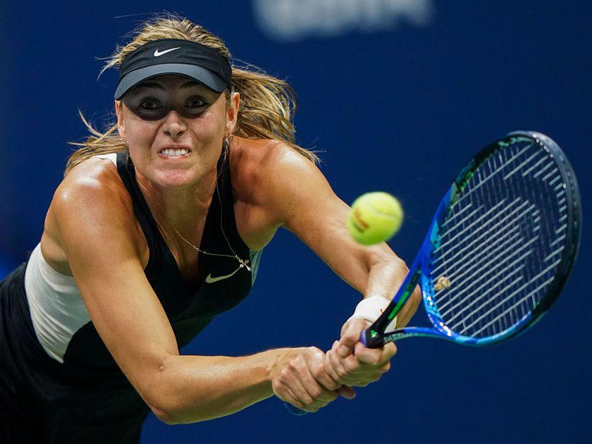 US Open: Sharapova defeated Carla in pre-quarterfinals