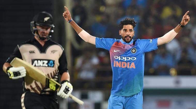 NZvsIND: पहले वनडे की 16 सदस्यी टीम में से इन पांच खिलाड़ियों को बाहर रखेंगे कप्तान कोहली! 6