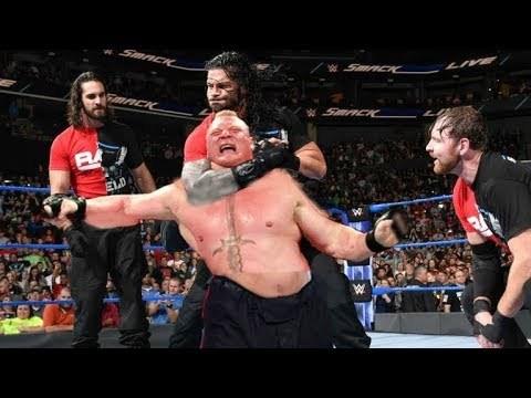 आख़िर क्यों टाल दी गयी, ब्रोक लैसनर की WWE रॉ लाइव इवेंट में वापसी, जाने वजह 3