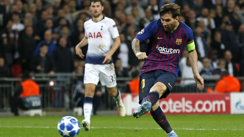 Champions League: Barcelona beat Tottenham 4-2 in the exciting encounter