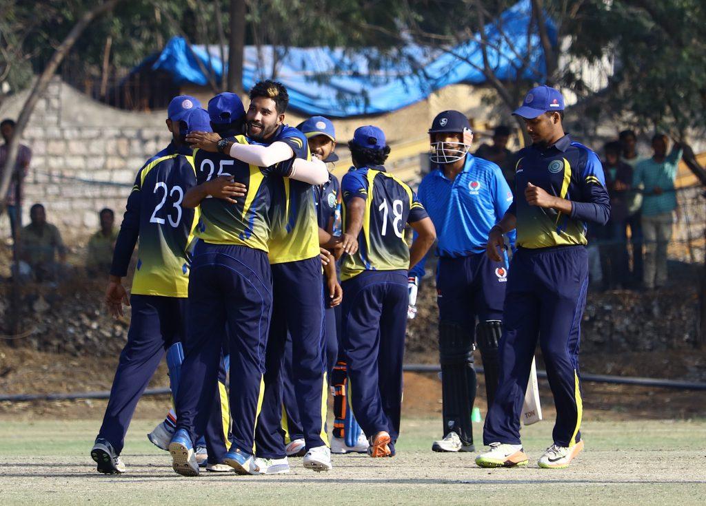 विजय हजारे टूर्नामेंट : आज फिर आया हनुमा विहारी नाम का तूफान, हैदराबाद ने आंध्र प्रदेश को हरा सेमीफाइनल में बनाई जगह