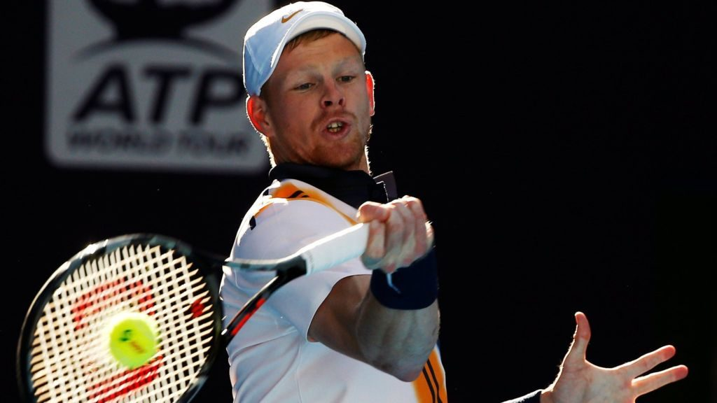 Tennis: Edmund in the quarterfinals of China Open