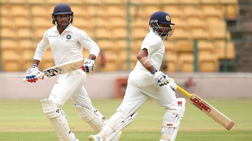 मयंक अग्रवाल ने बताया वो वजह जिसके कारण चयनकर्ताओं ने उन्हें दी टीम इंडिया में जगह 9
