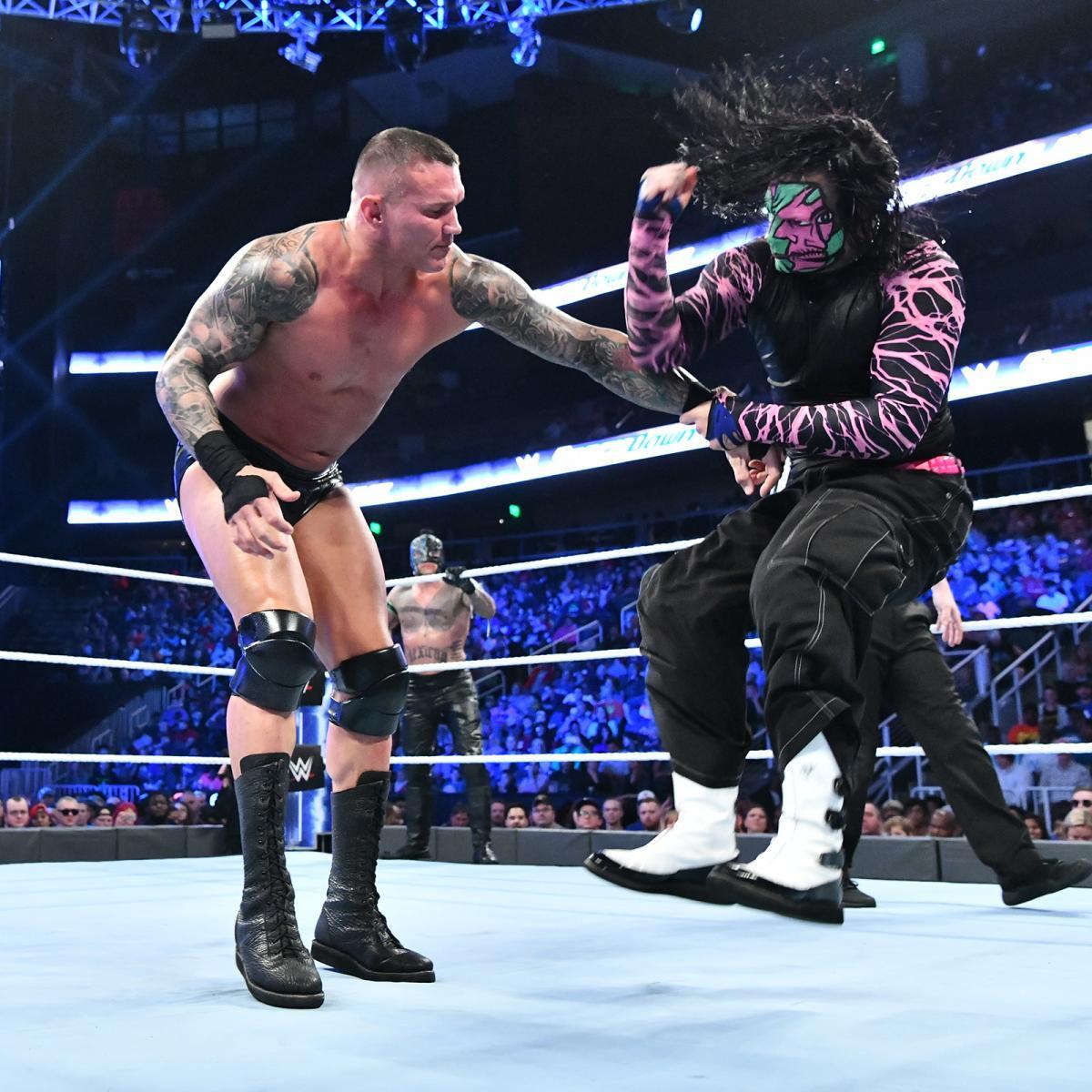 WWE स्मैकडाउन रिजल्ट्स: 30 अक्टूबर, 2018 15