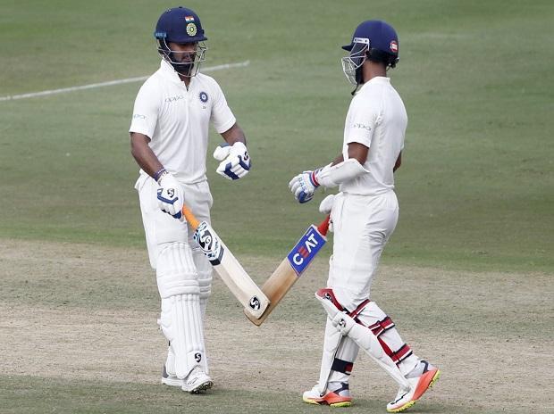 INDvsWI: अजिंक्य रहाणे ने कहा बल्लेबाजी के दौरान ऋषभ पंत से कही थी ये बात तब स्कोर पहुंचा 300 के पार 2