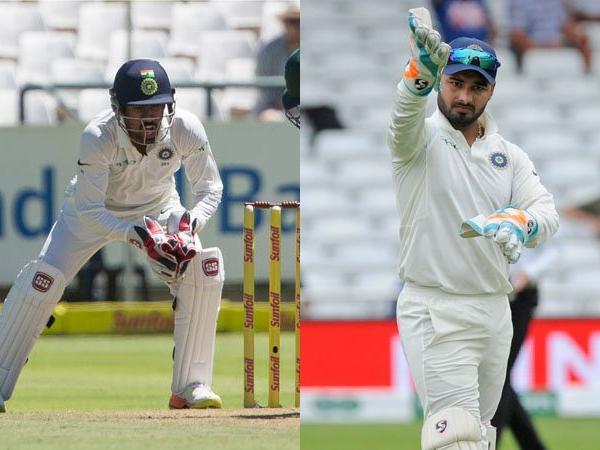 पूर्व विकेटकीपर दीपदास गुप्ता ने ऋषभ पंत और रिद्धीमान साहा में से इन्हें टेस्ट टीम में जगह देने की कही बात 13