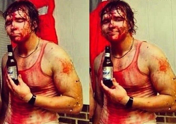 जब इन WWE रेसलरों ने शराब के सेवन के चलते खोया अपना नियंत्रण 2