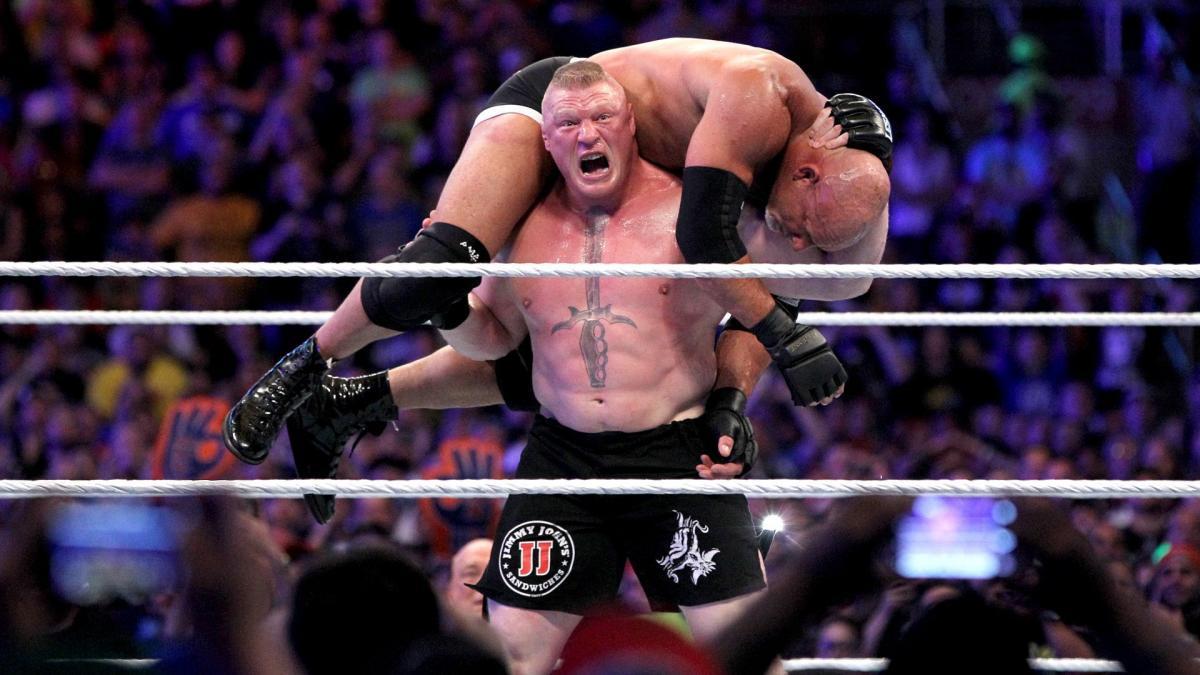 तीन ऐसे WWE रेसलर, जिन्होंने पाई है गोल्डबर्ग पर जीत 31