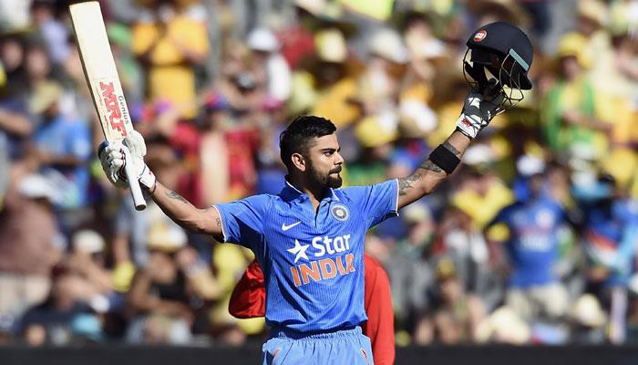 दिग्गज भारतीय क्रिकेटर जिन्होंने लक्ष्य का पीछा करते हुए लगाया सबसे तेज शतक 1