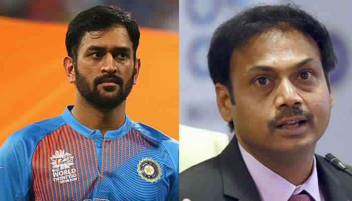 एमएसके प्रसाद ने बताया, महेंद्र सिंह धोनी की जगह किसे होना चाहिए भारतीय टीम का विकेटकीपर 13