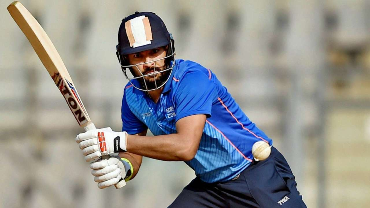 Vijay Hazare Trophy: Delhi win by a century of courage