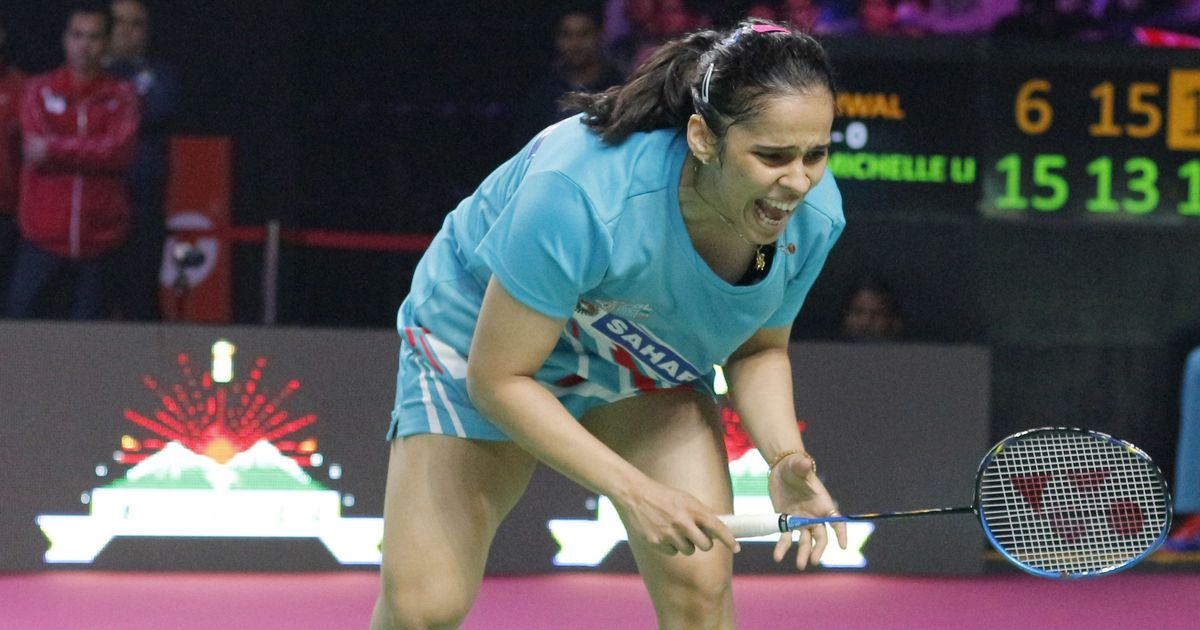 Premier badminton league-4: Saina will appear in the North-Eastern Warriors' jersey
