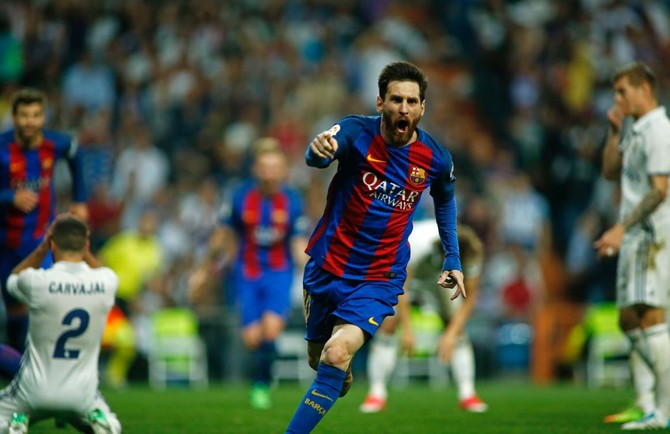 Spanish League: Messi does not win despite goals
