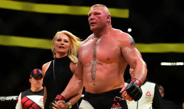 इस वजह से नहीं हुई अभी तक ब्रॉक लैसनर की UFC में वापसी 11