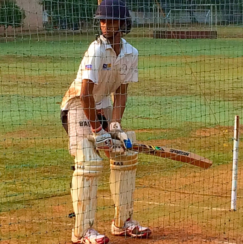 संजय बांगर के बेटे आर्यन ने खेली संयम भरी अर्द्धशतकीय पारी, तो बांगर ने कही ये बात 2