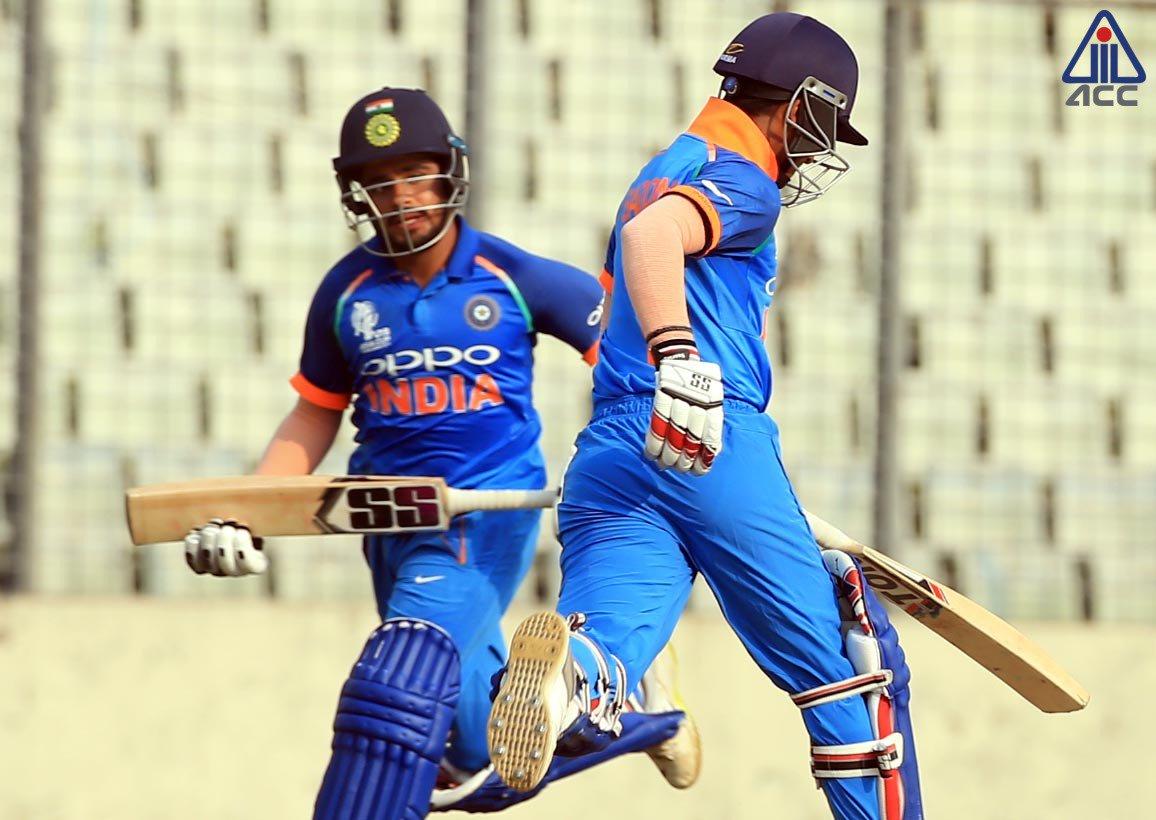 भारत ने किया अंडर-19 एशिया कप पर कब्ज़ा, श्रीलंका को दी करारी शिकस्त 1