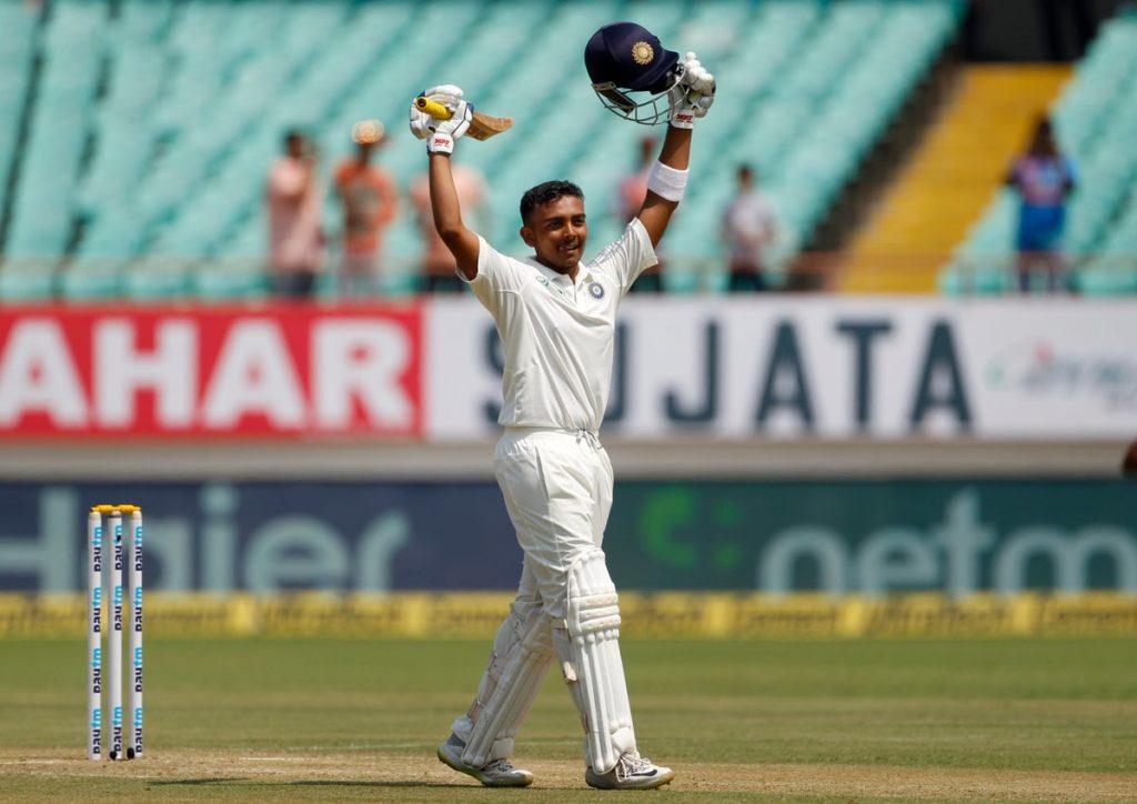 IND VS WI- सौरव गांगुली ने कहा भारत के लिए लंबे समय तक खेल सकते हैं पृथ्वी शॉ, लेकिन सहवाग से तुलना करना गलत 6