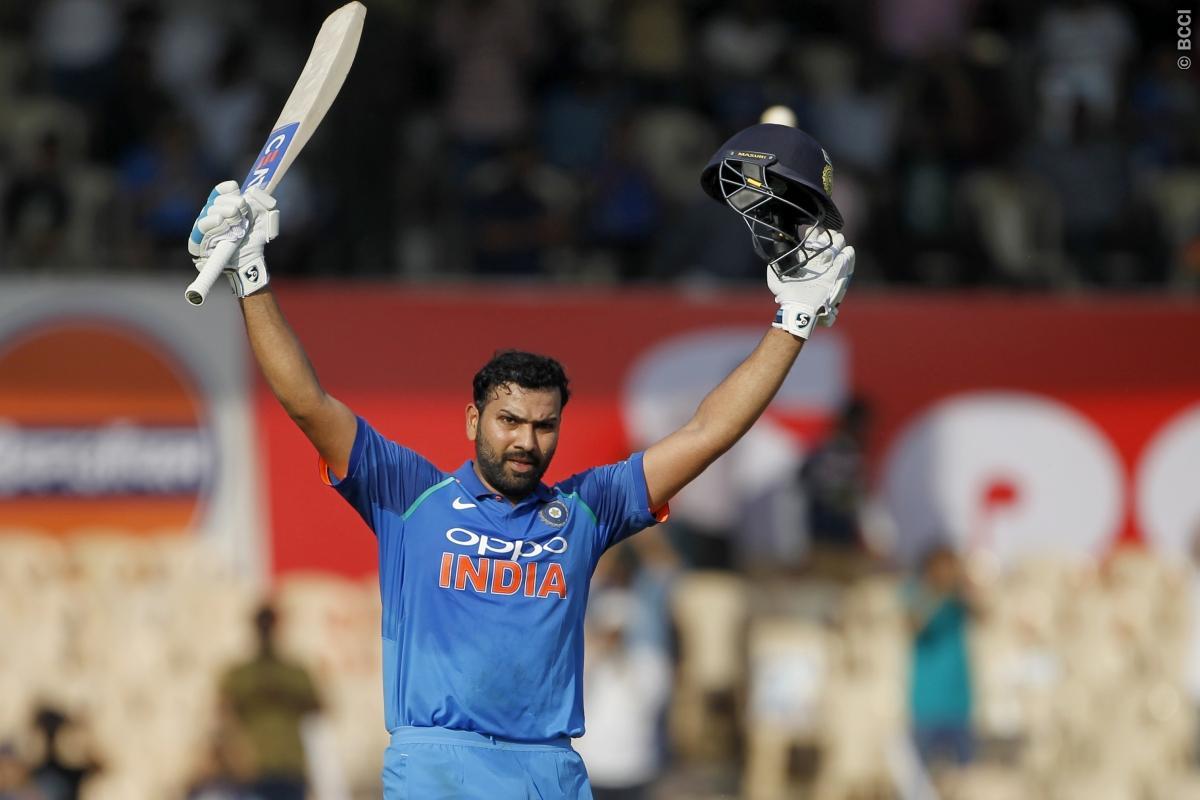 STATS: INDvsWI: रोहित शर्मा ने शतक बनाने के साथ ही बनाये ये 8 रिकार्ड्स, ऐसा करने वाले पहले भारतीय बने 2