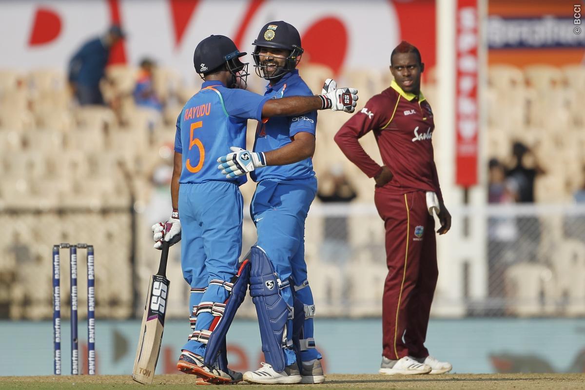 STATS: INDvsWI: रोहित शर्मा ने शतक बनाने के साथ ही बनाये ये 8 रिकार्ड्स, ऐसा करने वाले पहले भारतीय बने 3