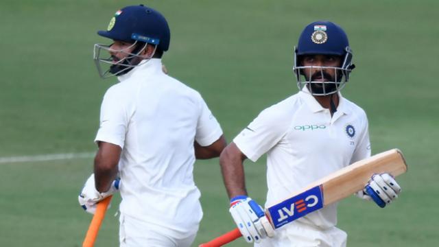 INDvsWI: अजिंक्य रहाणे ने कहा बल्लेबाजी के दौरान ऋषभ पंत से कही थी ये बात तब स्कोर पहुंचा 300 के पार 1