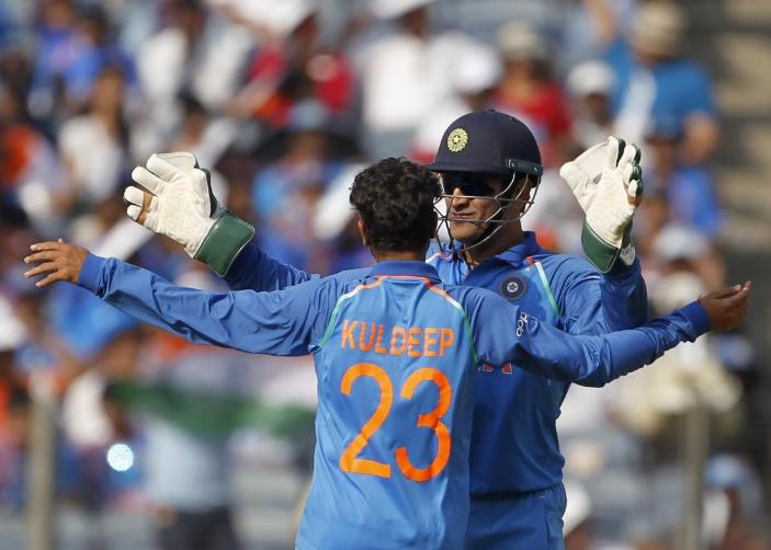 3-1 से सीरीज जीतने के बाद भुवनेश्वर कुमार और कुलदीप यादव ने विश्वकप को लेकर किया ये ऐलान 2