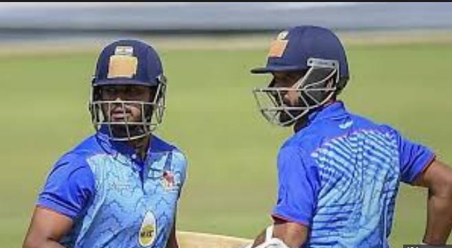 विजय हजारे ट्रॉफी : मुंबई की टीम ने दिल्ली को 4 विकेट से हरा खिताब पर जमाया अपना कब्ज़ा 2