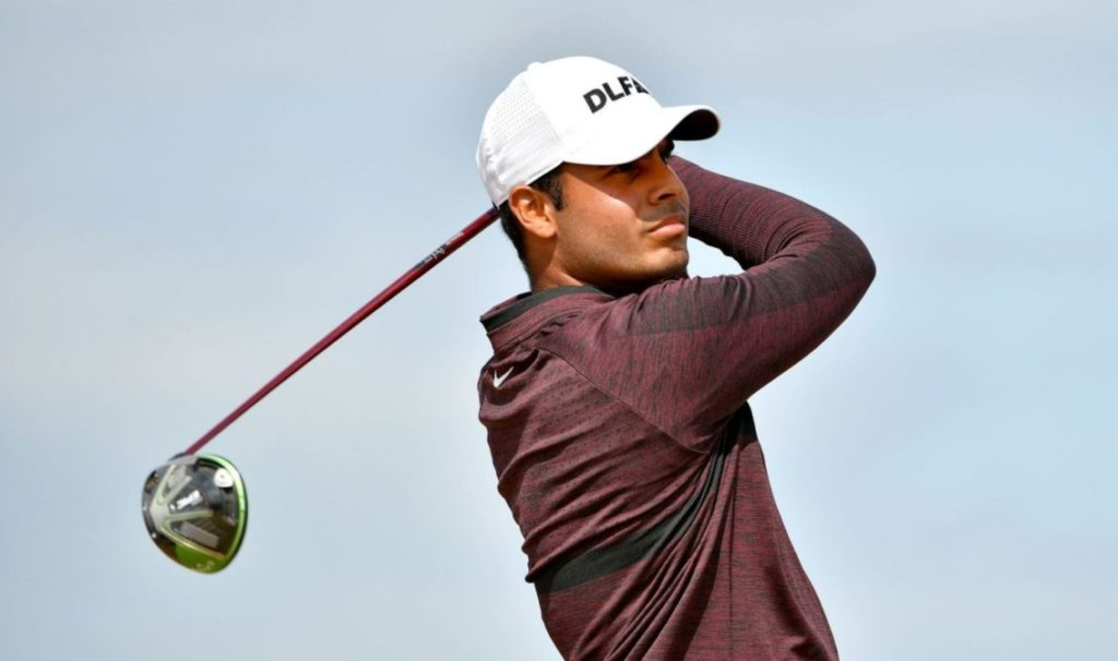 Shubhankar will lead the 14-member Indian golf club in Taiwan