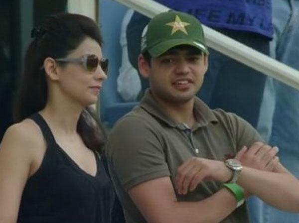 भारत-पाकिस्तान मैच के दौरान सेंसेशन बनी लड़की ने कहा 'सपनों में ऐसा कुछ होने की उम्मीद नही की थी' 5