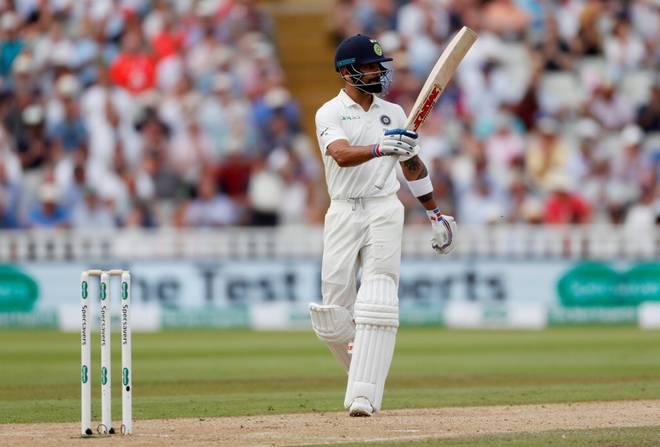 INDvsWI: 139 रनों की पारी के साथ ऐसा करने वाले दुनिया के पहले कप्तान बने विराट कोहली 1