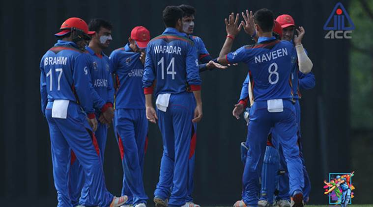 Under-19 Asia Cup: Afghanistan beat Nepal by 3 wickets